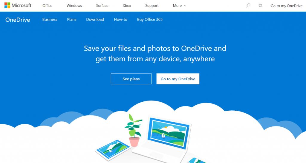 Onedrive file hosting