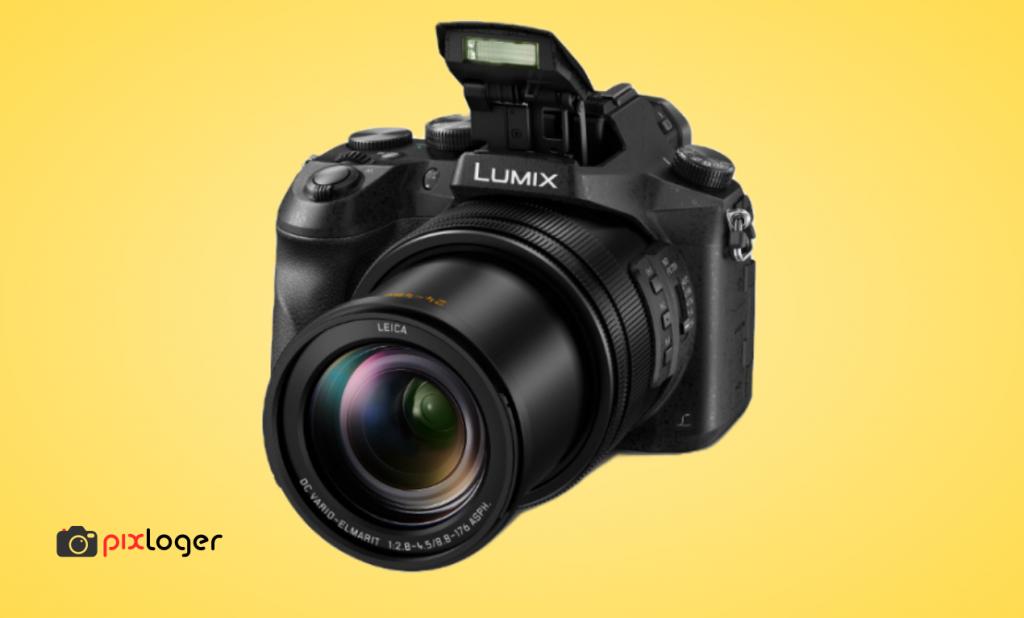 Panasonic Lumix FZ2500 camera