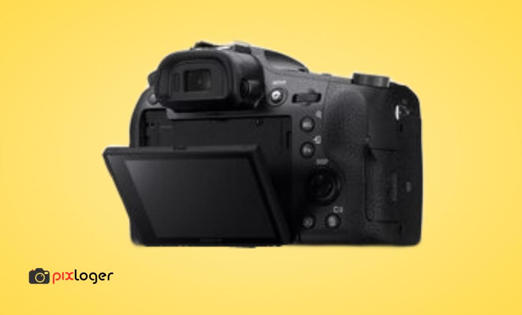 Sony Cyber Shot RX10 IV camera