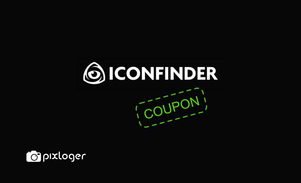 Iconfinder coupon
